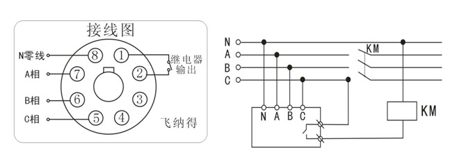 three phase voltage unbalance protection the device dve6 2 7 three phase voltage unbalance cixi